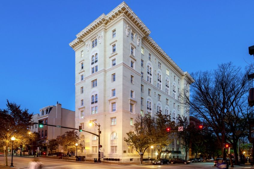 Historic Office Building Turned Luxury Hotel in Baltimore uses C-PACE to Finance Energy Efficiency Improvements