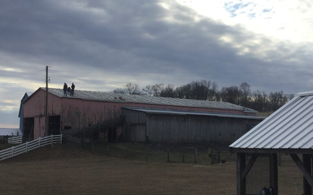 The MD-PACE Program approves $170K solar project for Serenity Farm in Charles County, MD