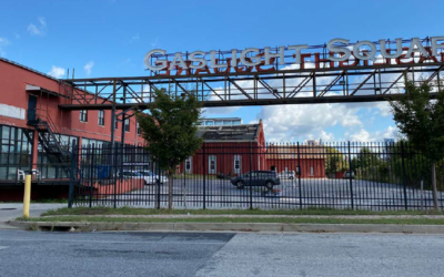 From cleaning coal to saving energy: Baltimore's Gaslight Square uses C-PACE financing to install improvements benefiting energy and water efficiency